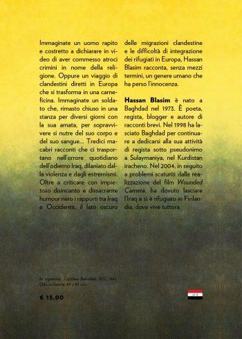 Il matto di piazza della Libertà (Hassan Blasim)