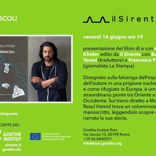 e3491ecfef Doppio appuntamento con gli autori de il Sirente alla XXX edizione del  Salone Internazionale del Libro di Torino